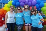Community Bridge Participates in Annual Pride Walk