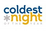 Coldest Night of the Year will be February 29th 2020