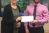 Thank you to Cameron Ellis, Sales Consultant for CAPITAL MOTORS in Dawson Creek