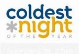Reminder: Coldest Night of the Year will be February 29th 2020